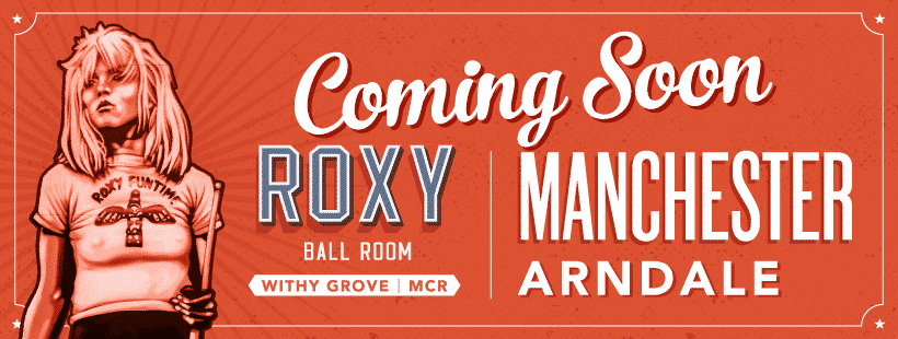MANCHESTER ARNDALE ROXY BALL ROOM COMING SOON
